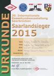 VDH-Saarland-Sieger 2015